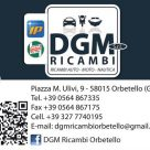 DGM RICAMBI