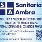 SANITARIA AMBRA