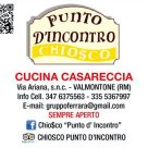 PUNTO D'INCONTRO CHIOSCO