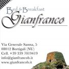 BED & BREAKFAST GIANFRANCO
