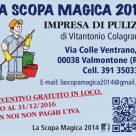 LA SCOPA MAGICA 2014