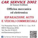 CAR SERVICE 2002