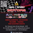 HIGH SPEED MOTORS