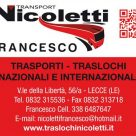 NICOLETTI TRANSPORT