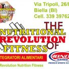THE NUTRITIONAL REVOLUTION OF FITNESS