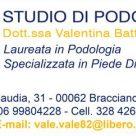 STUDIO DI PODOLOGIA DOTT.SSA VALENTINA BATTAGLIA