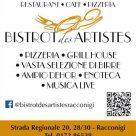 BISTROT DES ARTISTES