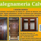 FALEGNAMERIA CALVI
