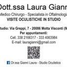 DR.SSA LAURA GIANNI