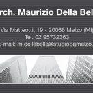 ARCH. MAURIZIO DELLA BELLA