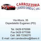 CARROZZERIA CANDEO DINO