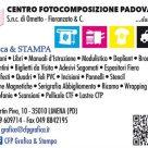 CFP CENTRO FOTOCOMPOSIZIONE PADOVANO