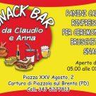 SNACK BAR DA CLAUDIO E ANNA
