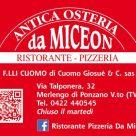 ANTICA OSTERIA DA MICEON
