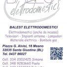 BALEST ELETTRODOMESTICI