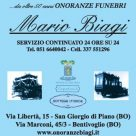 Onoranze funebri Mario Biagi