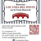 LOCANDA DEL PONTE