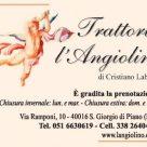 Trattoria l'Angiolino di Cristiano Labanti