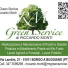 RM GREEN SERVICE