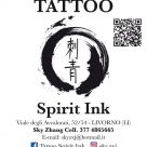 TATTOO SPIRIT INK