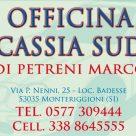 OFFICINA CASSIA SUD
