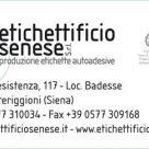 ETICHETTIFICIO SENESE