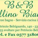 FULLINO BIANCO B&B