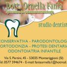 DOTT. ORNELLA FANIA STUDIO DENTISTICO