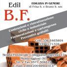 EDIL B.F. Di Frisa Santo e Bruno Salvatore
