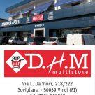D.H.M MULTISTORE