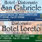 HOTEL - RISTORANTE SAN GABRIELE
