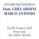 STUDIO DENTISTICO Dott. GHELARDINI MARCO ANTONIO