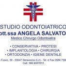 STUDIO ODONTOIATRICO Dott.ssa ANGELA SALVATORI