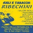 SALI E TABACCHI RIBECHINI