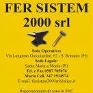 FER SISTEM 2000