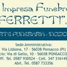 IMPRESA FUNEBRE FERRETTI