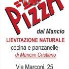 PIZZA DAL MANCIO