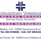AMBULATORIO VETERINARIO DOTT.SSA PAOLA ALICANDRO