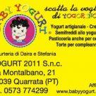 Baby yogurt yogurteria di Daira e Stefania
