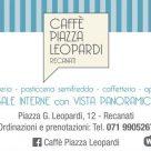 CAFFÈ PIAZZA LEOPARDI