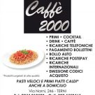 CAFFÉ 2000