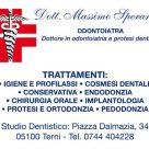 DOTT. MASSIMO SPERANDEI