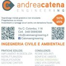 ANDREA CATENA ENGINEERING
