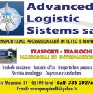 ADVANCED LOGISTIC SISTEMS