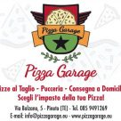 PIZZA GARAGE
