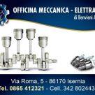 OFFICINA MECCANICA - ELETTRAUTO DI BENVIENI ANTONIO