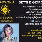BETTI E GIORGIA - COMPAGNIA DELLA BELLEZZA