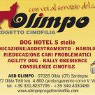 OLIMPO PROGETTO CINOFILIA
