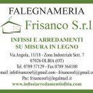 FALEGNAMERIA FRISANCO