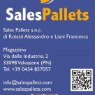 SALES PALLETS